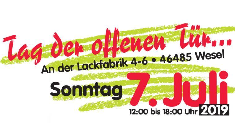 Straßenfest an der Lackfabrik am 07.07.2019